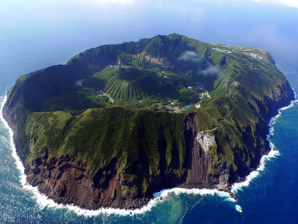 island one Japan not is