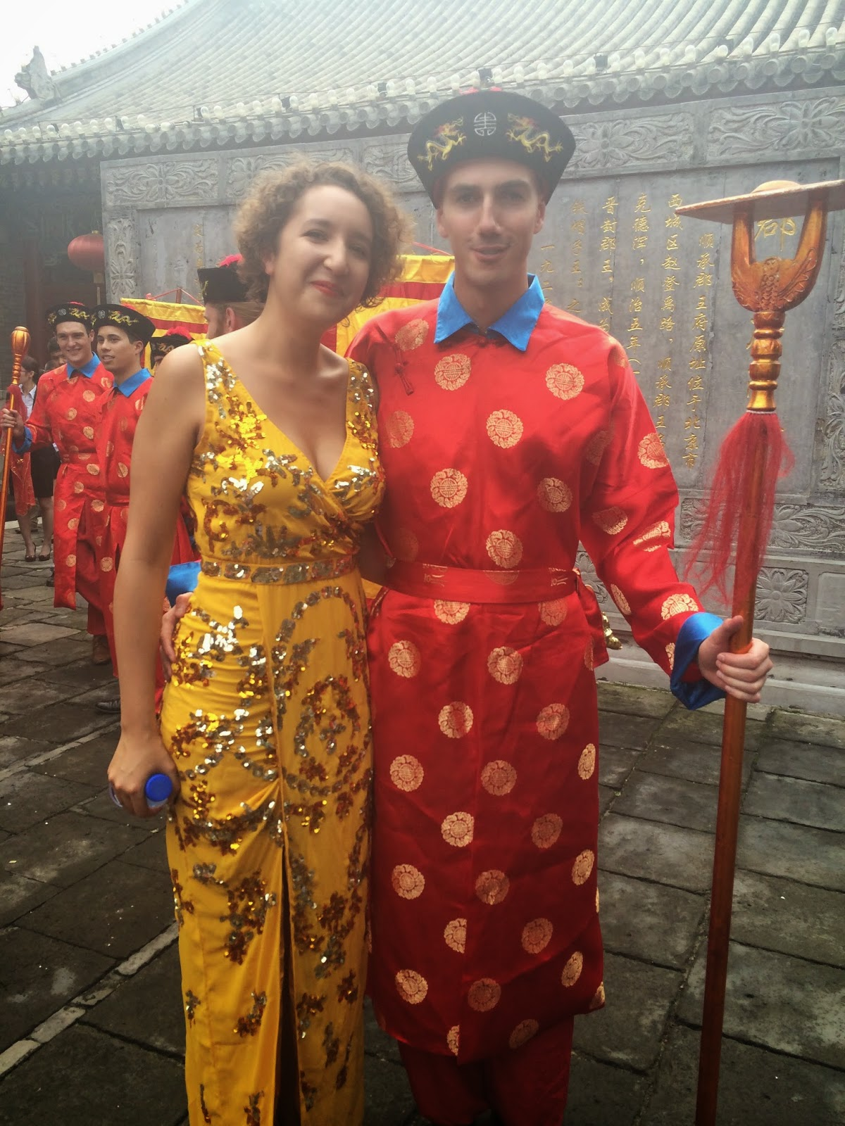Chinese naked picture wedding