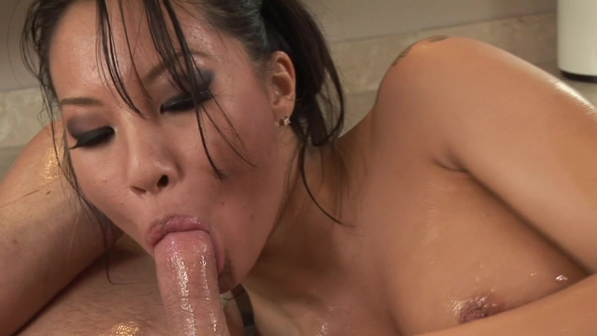 Curly makeout asian screaming