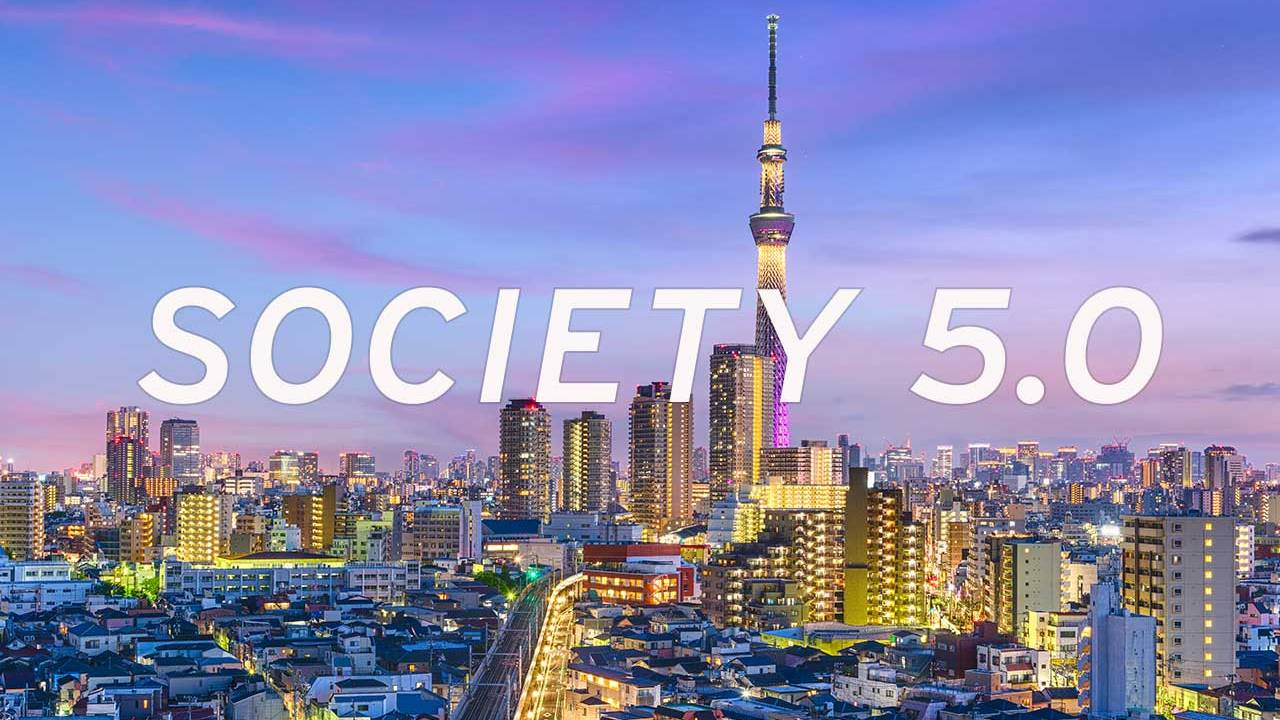 is society of a Japan