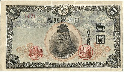 of currency What japan is