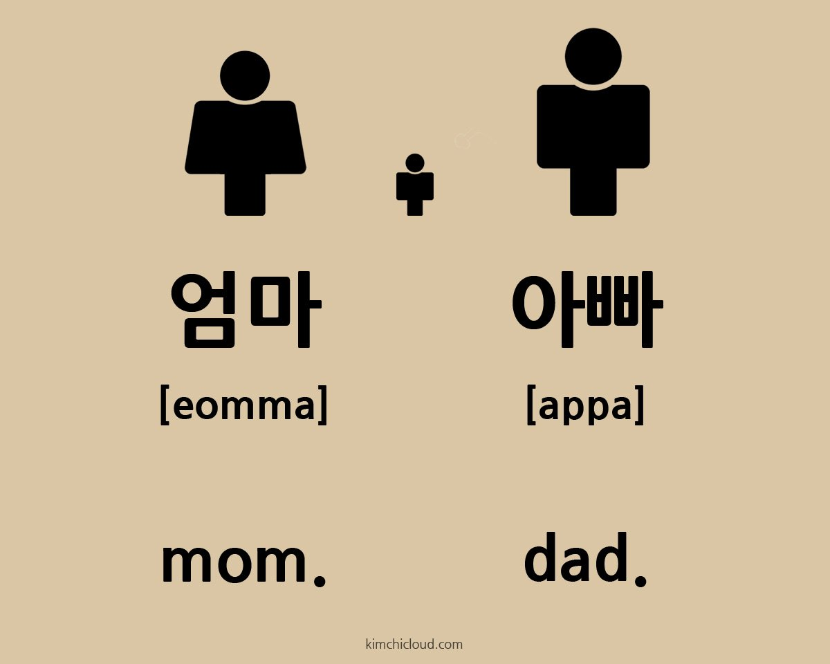 korean mom This my is in