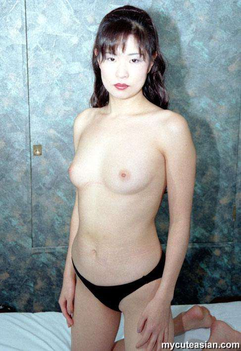 Chinese exchange student cums in my pussy