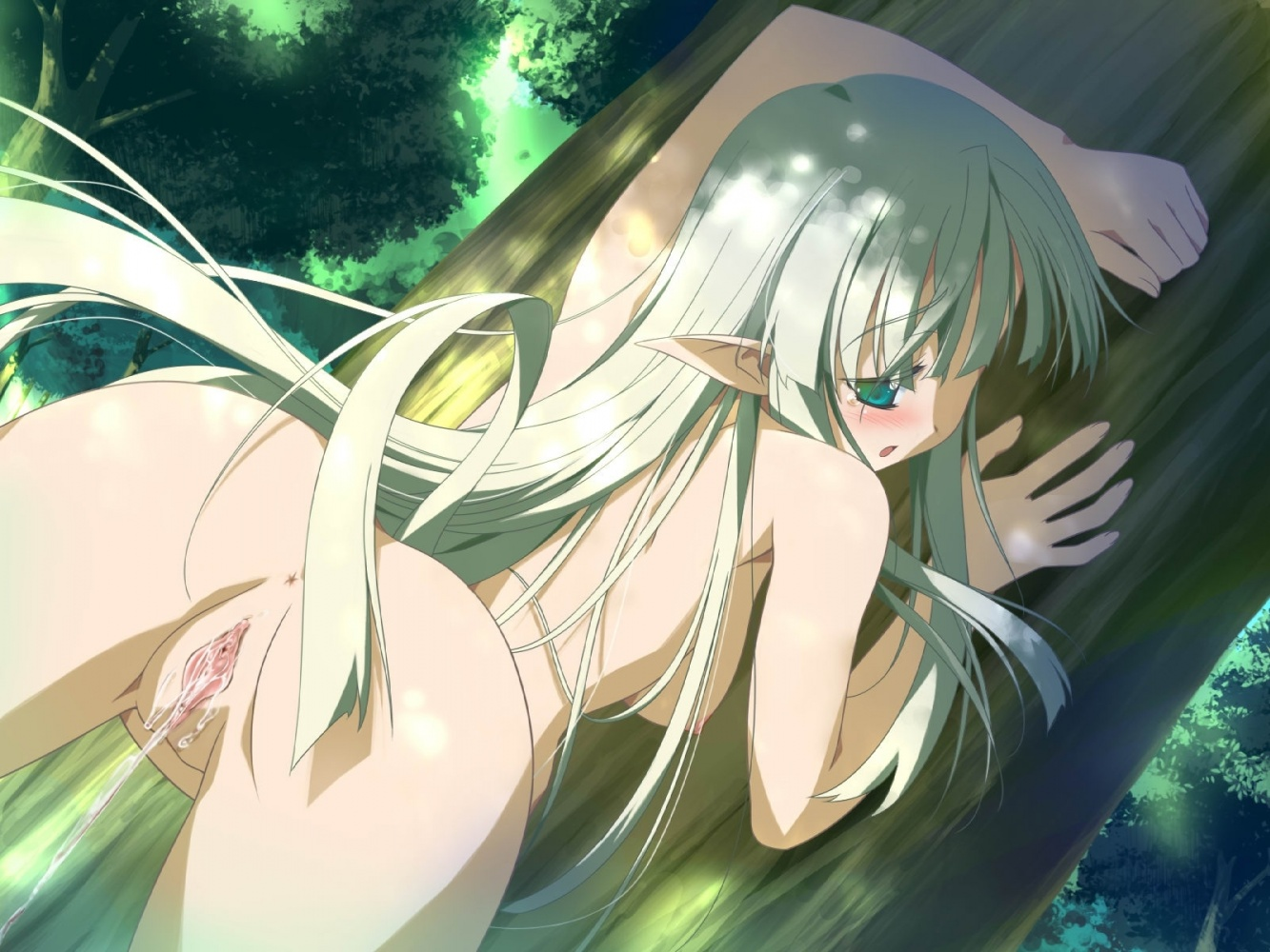 nude Anime pictures girls