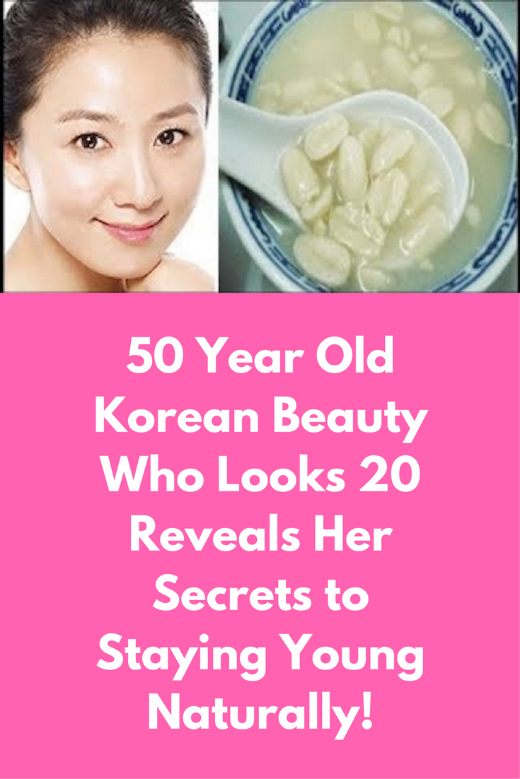 in You korean old are
